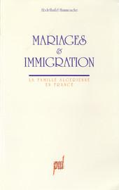 Chapitre 3. Chronique des mariages (1960 - 1982)