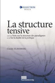 La structure tensive