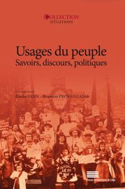 Usages du peuple