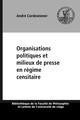 Chapitre I. L'Union, coalition gouvernementale (1830-1839)