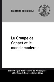 The Coppet circle: public opinion and the modern state