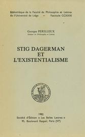 Stig Dagerman et l'existentialisme