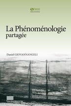 La Phénoménologie partagée