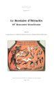 Héraclès, animal et victime sacrificielle dans les Trachiniennes de Sophocle?
