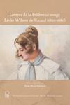 Lettres de la Félibresse rouge Lydie Wilson de Ricard (1850-1880)