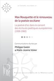 L'inspiration biblique dans les Psaumes de la Nuit de Max Rouquette