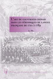 Chapitre 11 La Correspondance littéraire