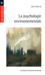 La psychologie environnementale