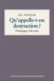 Qu'appelle-t-on destruction ?