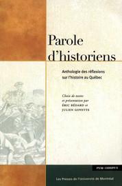 Parole d'historiens