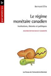 Le régime monétaire canadien