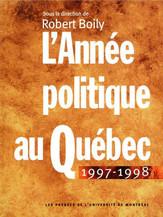 L'année politique au Québec