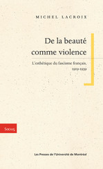 De la beauté comme violence
