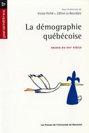 La démographie québécoise