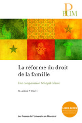 La réforme du droit de la famille