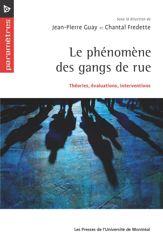 Le phénomène des gangs de rue