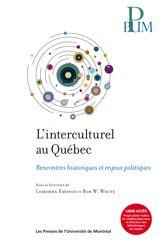 L'interculturel au Québec