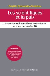 Les scientifiques et la paix