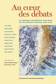 Le prix Gérard-Parizeau