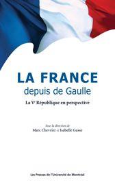 La France depuis de Gaulle