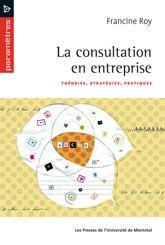 La consultation en entreprise