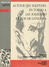 Autour des Solitudes. En torno a las Soledades de Luis de Góngora