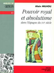 Pouvoir royal et absolutisme
