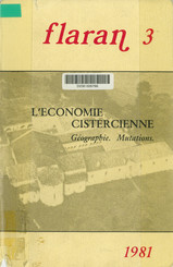 L'économie cistercienne