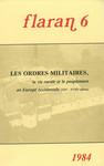 Les ordres militaires