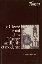 Le Clergé rural dans l'Europe médiévale et moderne