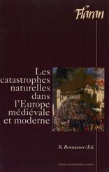 Les catastrophes naturelles dans l'Europe médiévale et moderne