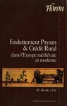 Endettement paysan et crédit rural