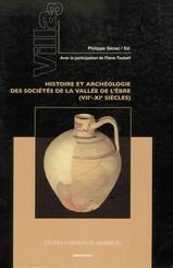 Villa 3. Histoire et archéologie des sociétés de la Vallée de L'Èbre (vii-xie siècles)
