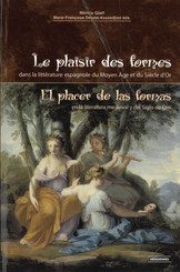 Le plaisir des formes / El placer de las formas en la literatura medieval y del Siglo de Oro
