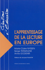 L'apprentissage de la lecture en Europe