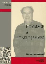 Hommage à Robert Jammes Un Soneto De Azul Fuente De Poesía En Juan Ramón Jiménez Presses Universitaires Du Midi