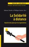 La Solidarité à distance