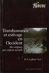 Transhumance et estivage en Occident