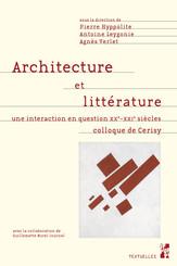 Architecture et littérature