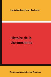 Chapitre 12. De la thermochimie à la thermodynamique chimique