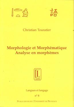 Morphologie et morphématique