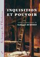 Projection publique et projection diffuse de l'Inquisition