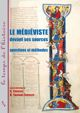 Geoffroy Babion, écolâtre d'Angers (†1158), l'exemple d'une collection de sermons