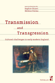 Transmission and Transgression