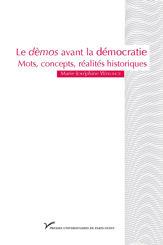 Le dèmos avant la démocratie