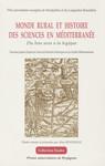 Monde rural et histoire des sciences en Méditerranée