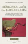 Théâtre, public, société