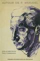 """Après """"le temps du monde""""... réflexion prospective à partir de la pensée de Fernand Braudel"""