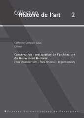 Conservation-restauration de l'architecture du mouvement moderne