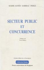 Secteur public et concurrence